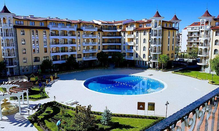 Rent Apartments Royal Sun Sunny Beach Bulgaria Rates From 35